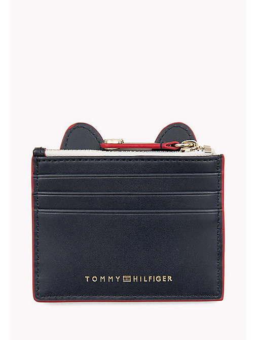 TOMMY HILFIGER Novelty Mascot Coin Purse - TOMMY NAVY - TOMMY HILFIGER Wallets - detail image 1