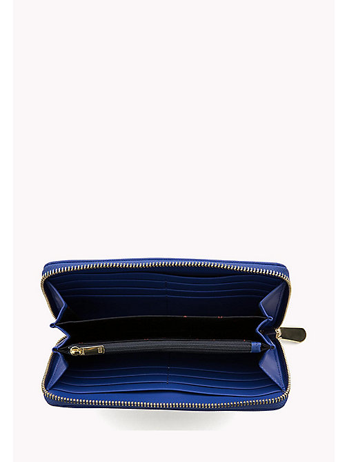 TOMMY HILFIGER Zip Around Monogram Wallet - SURF THE WEB - TOMMY HILFIGER Bags & Accessories - detail image 1