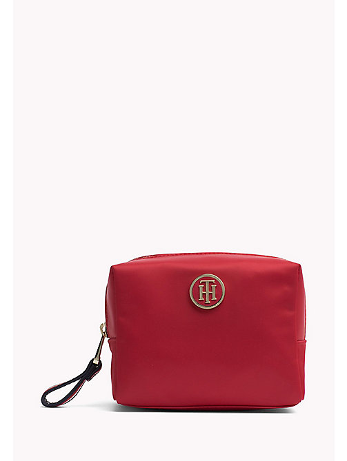 TOMMY HILFIGER Makeup Bag - TOMMY RED - TOMMY HILFIGER Make-up Bags - main image