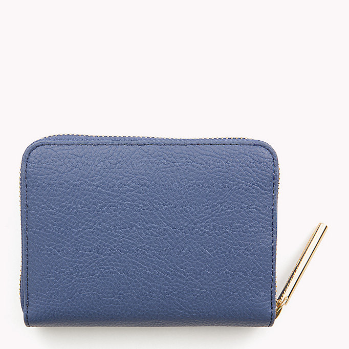 TOMMY HILFIGER Small Zip Purse - TOMMY NAVY - TOMMY HILFIGER Women - detail image 1