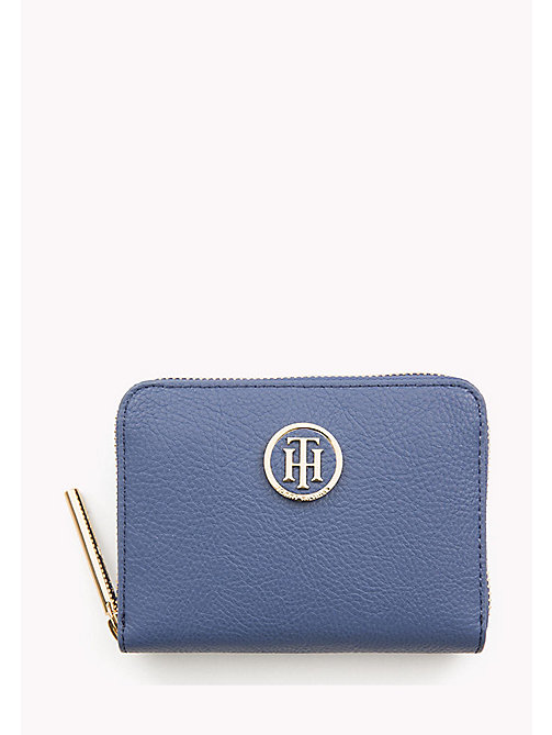 TOMMY HILFIGER Small Zip Purse - DUTCH BLUE - TOMMY HILFIGER Bags & Accessories - main image