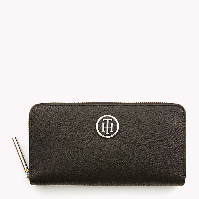 TOMMY HILFIGER TH CORE ZA WALLET - DUTCH BLUE - TOMMY HILFIGER Women - main image