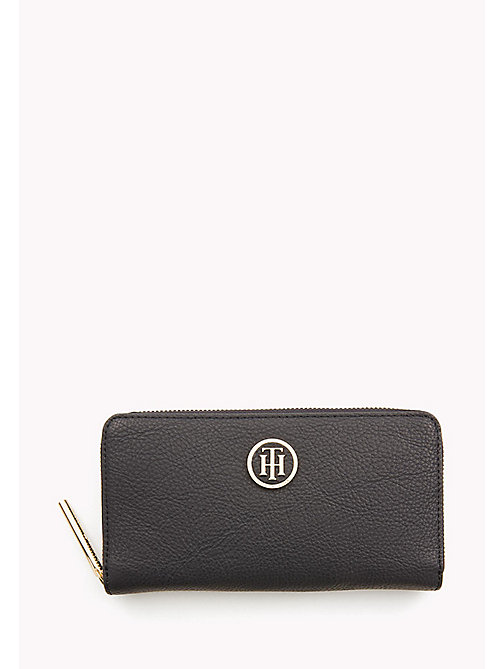 TOMMY HILFIGER TH CORE ZA WALLET - TOMMY NAVY - TOMMY HILFIGER Кошельки - главное изображение
