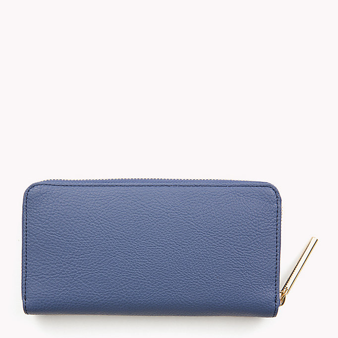 TOMMY HILFIGER TH CORE ZA WALLET - TOMMY NAVY - TOMMY HILFIGER Women - detail image 1
