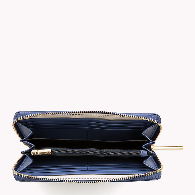 TOMMY HILFIGER TH CORE ZA WALLET - TOMMY NAVY - TOMMY HILFIGER Women - detail image 2