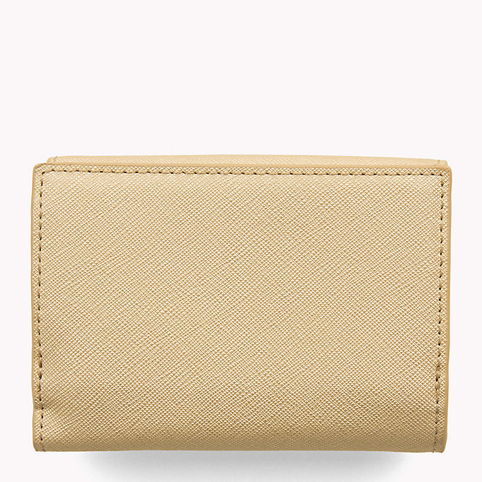 TOMMY HILFIGER Medium Flap Wallet - TOMMY NAVY / EDGE PAINT - TOMMY HILFIGER Women - detail image 1