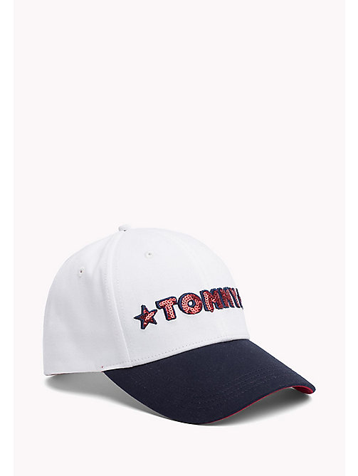 TOMMY HILFIGER Team Tommy Cap - CORPORATE - TOMMY HILFIGER Hats - main image