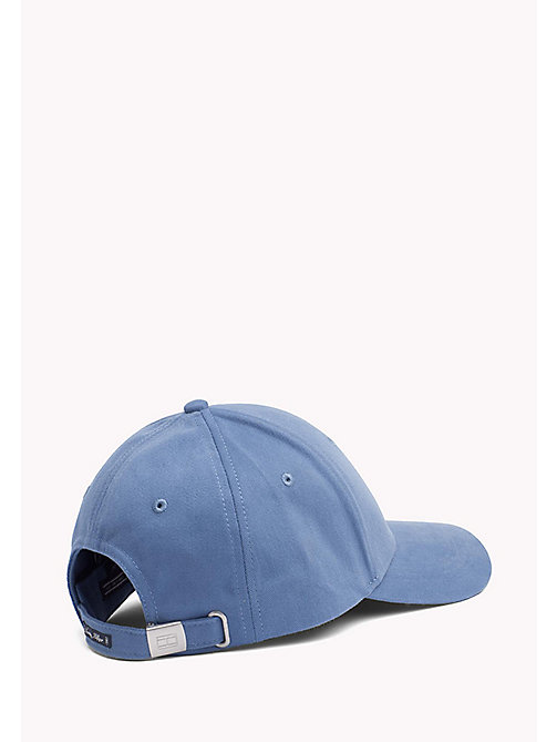 TOMMY HILFIGER Cotton Cap - DUTCH BLUE - TOMMY HILFIGER Hats - detail image 1