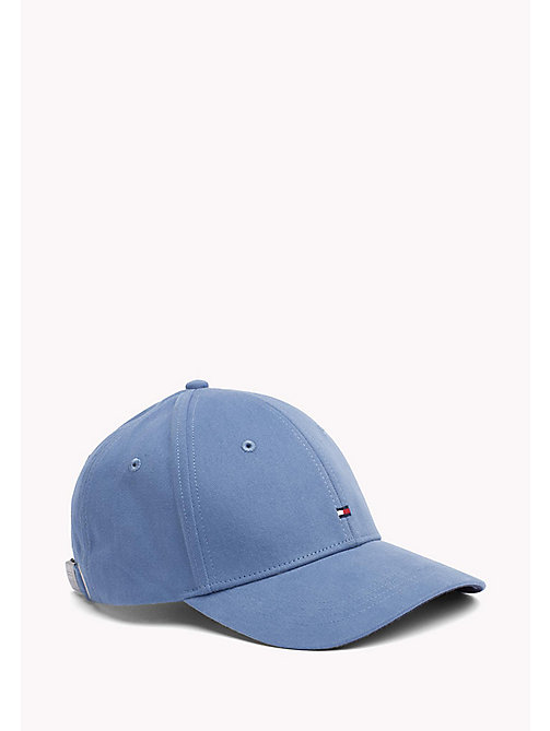 TOMMY HILFIGER Cotton Cap - DUTCH BLUE - TOMMY HILFIGER Hats - main image