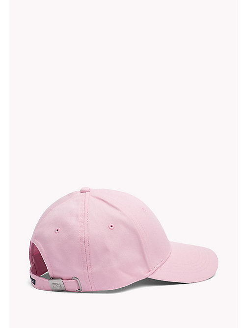 TOMMY HILFIGER Cotton Cap - ORCHID PINK - TOMMY HILFIGER VACATION FOR HER - detail image 1