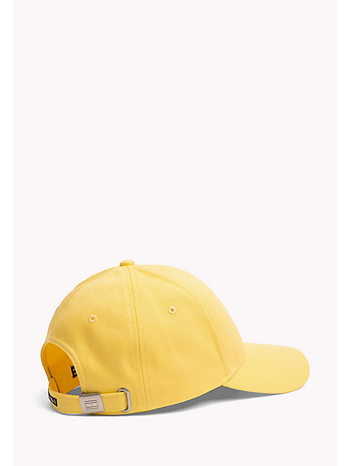 TOMMY HILFIGER Cotton Cap - SUNSHINE - TOMMY HILFIGER Hats - detail image 1