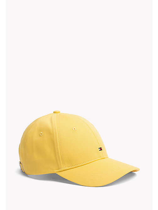TOMMY HILFIGER Cotton Cap - SUNSHINE - TOMMY HILFIGER Hats - main image