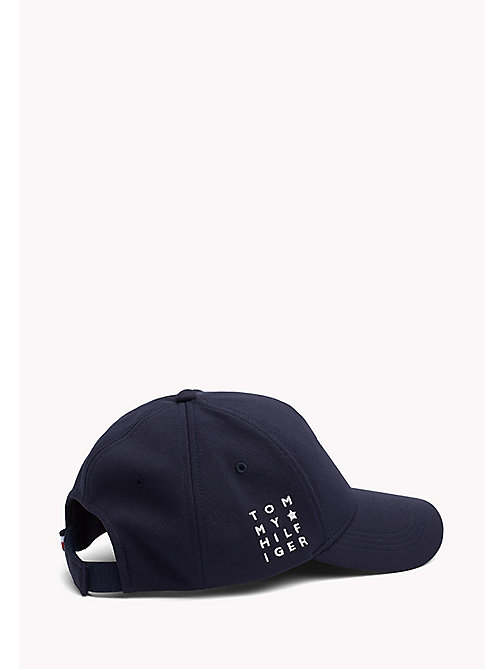 TOMMY HILFIGER Star Baseball Cap - TOMMY NAVY - TOMMY HILFIGER NEW IN - detail image 1