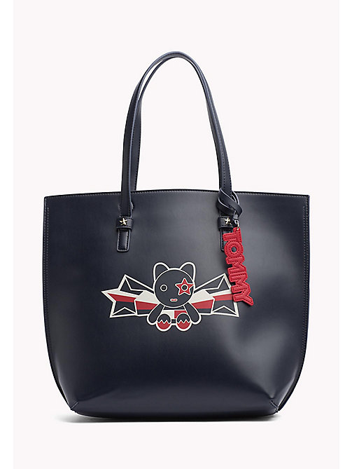 TOMMY HILFIGER Statement shopper - MASCOT PRINT - TOMMY HILFIGER Bags & Accessories - main image