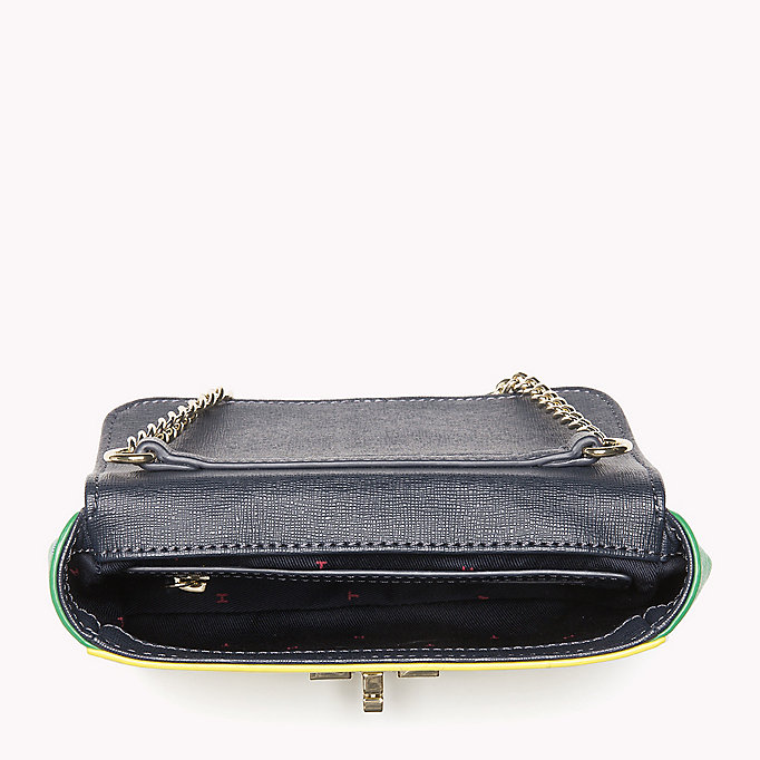 TOMMY HILFIGER Mini Crossover Bag - BLACK - TOMMY HILFIGER Women - detail image 2