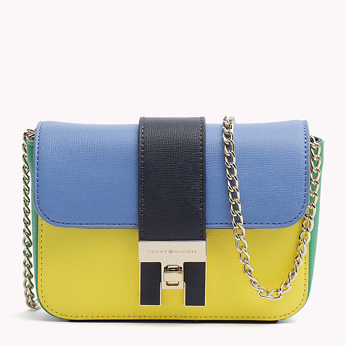 TOMMY HILFIGER Mini Crossover Bag - BLACK - TOMMY HILFIGER Women - main image