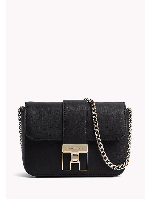 TOMMY HILFIGER Mini Crossover Bag - BLACK -  Occasion wear - main image