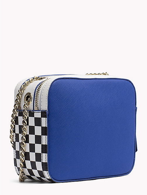TOMMY HILFIGER Colour-Blocked Camera Bag - SURF THE WEB MIX - TOMMY HILFIGER Crossbody Bags - detail image 1