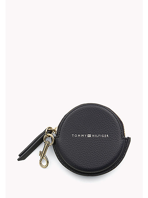 TOMMY HILFIGER Round Stripe Monogram Coin Purse - CORPORATE - TOMMY HILFIGER NEW IN - detail image 1