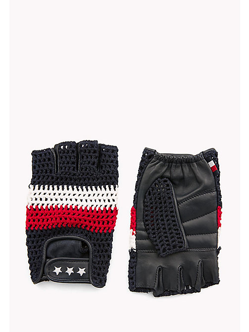 TOMMY HILFIGER Gigi Hadid Racing Gloves - CORPORATE - TOMMY HILFIGER TOMMYXGIGI - main image