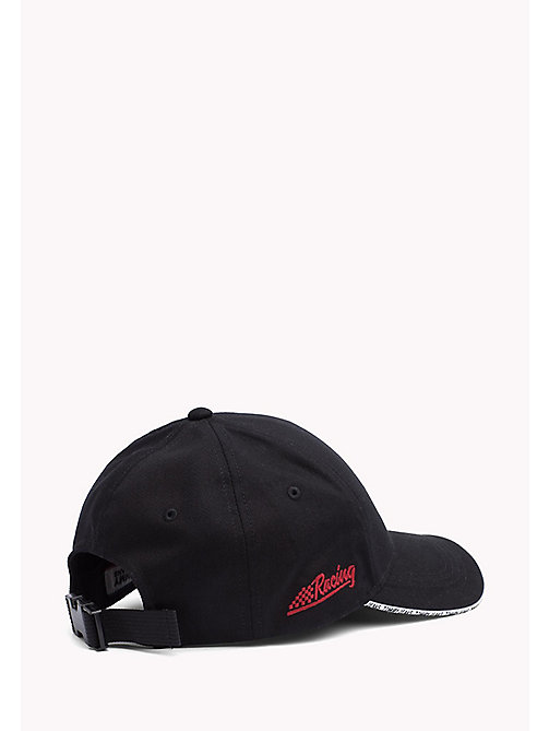 TOMMY JEANS Tommy Jeans Heart Embroidery Cap - BLACK - TOMMY JEANS Tommy Jeans Accessories - detail image 1
