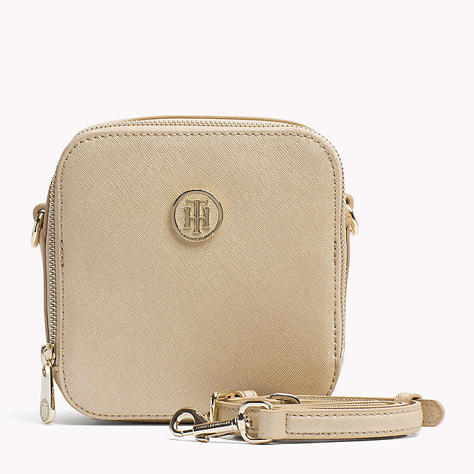 TOMMY HILFIGER Square Crossbody Bag - TOMMY NAVY / EDGE PAINT - TOMMY HILFIGER Women - main image