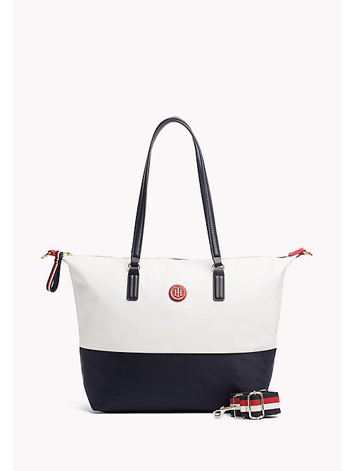 TOMMY HILFIGER Sac cabas sobre - CORPORATE CB - TOMMY HILFIGER Tote Bags - image principale