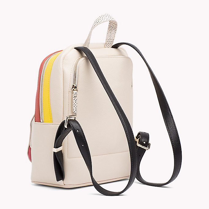 TOMMY HILFIGER Monogram Logo Classic Backpack - CORPORATE MIX - TOMMY HILFIGER Women - detail image 1