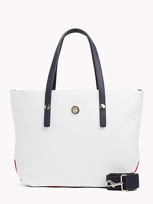 TOMMY HILFIGER Shopper met portemonnee - CORPORATE CB - TOMMY HILFIGER Shoppers - main image