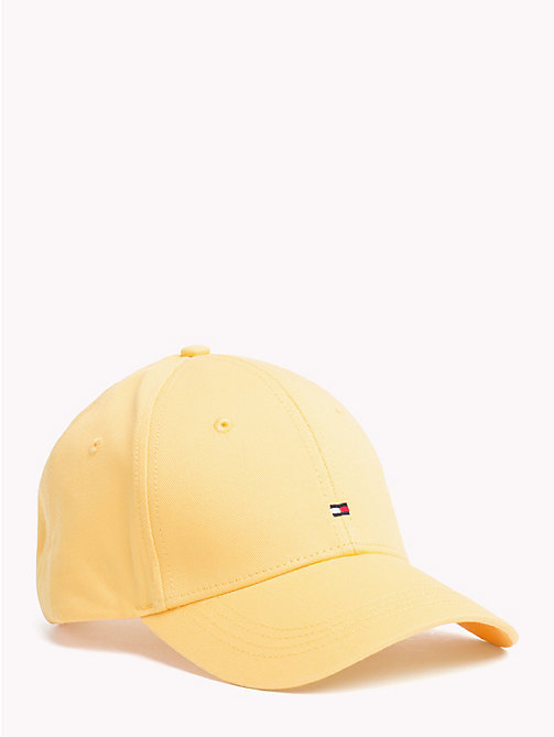 TOMMY HILFIGER Classic Baseball Cap - SAMOAN SUN - TOMMY HILFIGER VACATION FOR HER - main image