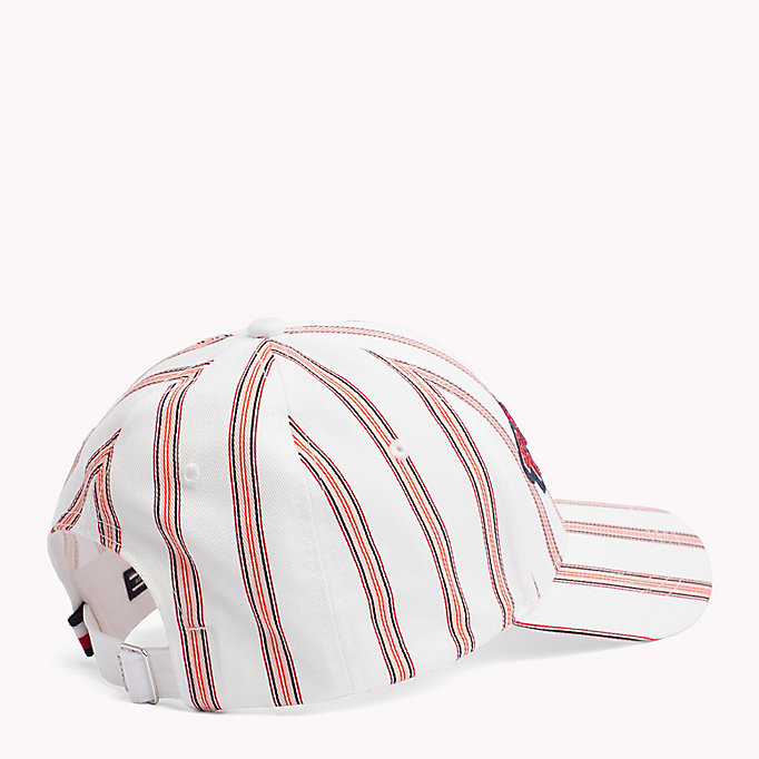 TOMMY HILFIGER Bestickte Logo-Cap - SILVER PEONY - TOMMY HILFIGER Damen - main image 1