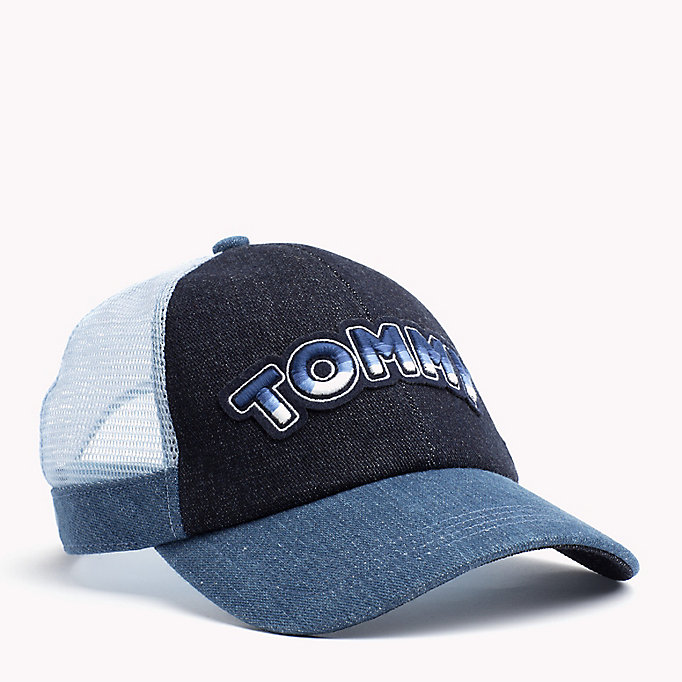 TOMMY HILFIGER Bestickte Logo-Cap - SILVER PEONY - TOMMY HILFIGER Damen - main image