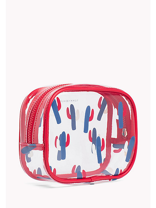 TOMMY HILFIGER 2-Pack Washbags - CACTUS PRINT - TOMMY HILFIGER VACATION FOR HER - detail image 1