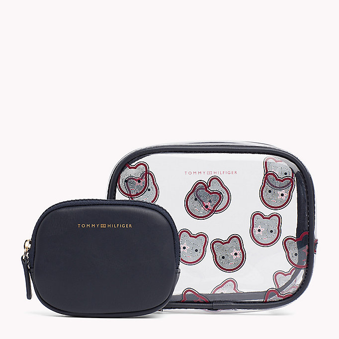 TOMMY HILFIGER 2-Pack Washbags - CACTUS PRINT - TOMMY HILFIGER Women - main image