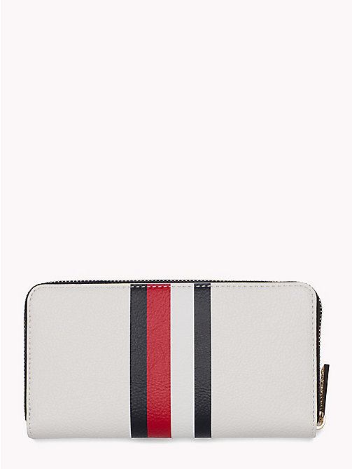 TOMMY HILFIGER Monogram Zip-Up Wallet - CORPORATE - TOMMY HILFIGER VACATION FOR HER - detail image 1