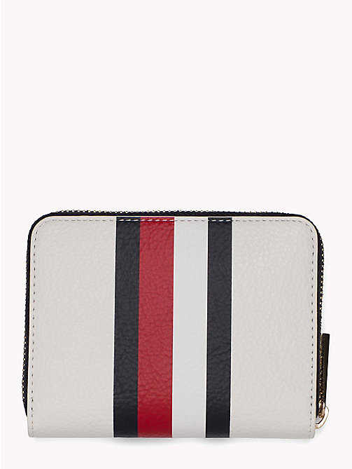 TOMMY HILFIGER Monogram Compact Zip Purse - CORPORATE - TOMMY HILFIGER Accessories for the beach - detail image 1
