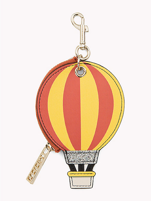 TOMMY HILFIGER Hot Air Balloon Coin Purse - BUTTERCUP - TOMMY HILFIGER VACATION FOR HER - detail image 1