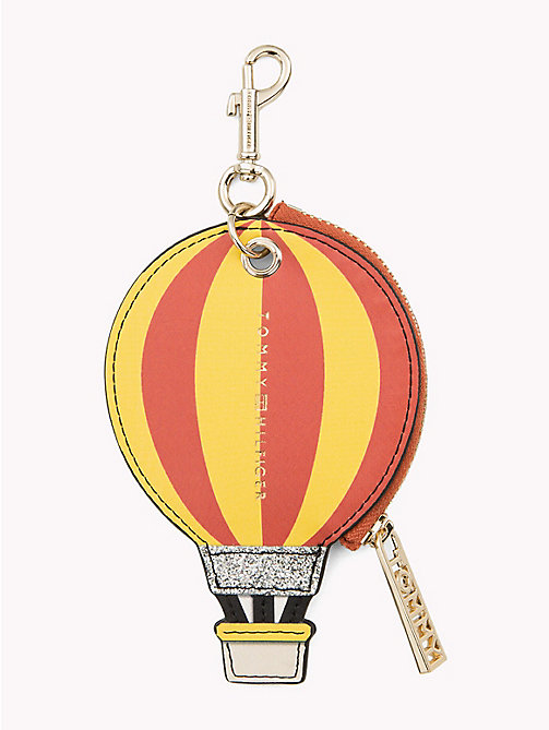 TOMMY HILFIGER Hot Air Balloon Coin Purse - BUTTERCUP - TOMMY HILFIGER VACATION FOR HER - main image