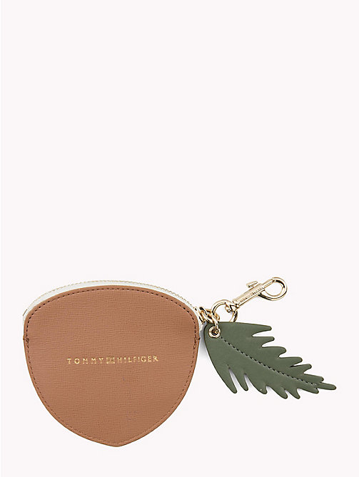 TOMMY HILFIGER Coconut Coin Purse - COCONUT - TOMMY HILFIGER VACATION FOR HER - detail image 1