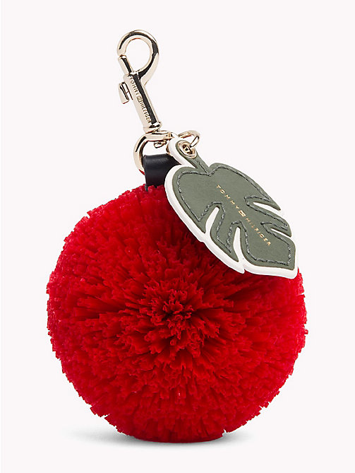 TOMMY HILFIGER Paper Ball Charm - TOMMY RED MIX - TOMMY HILFIGER Bags & Accessories - main image