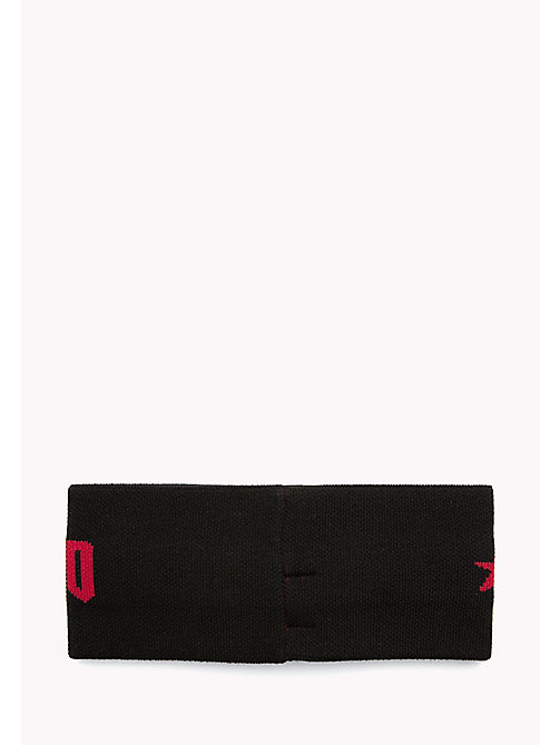 TOMMY HILFIGER Gigi Hadid Team Headband - BLACK - TOMMY HILFIGER Bags & Accessories - detail image 1