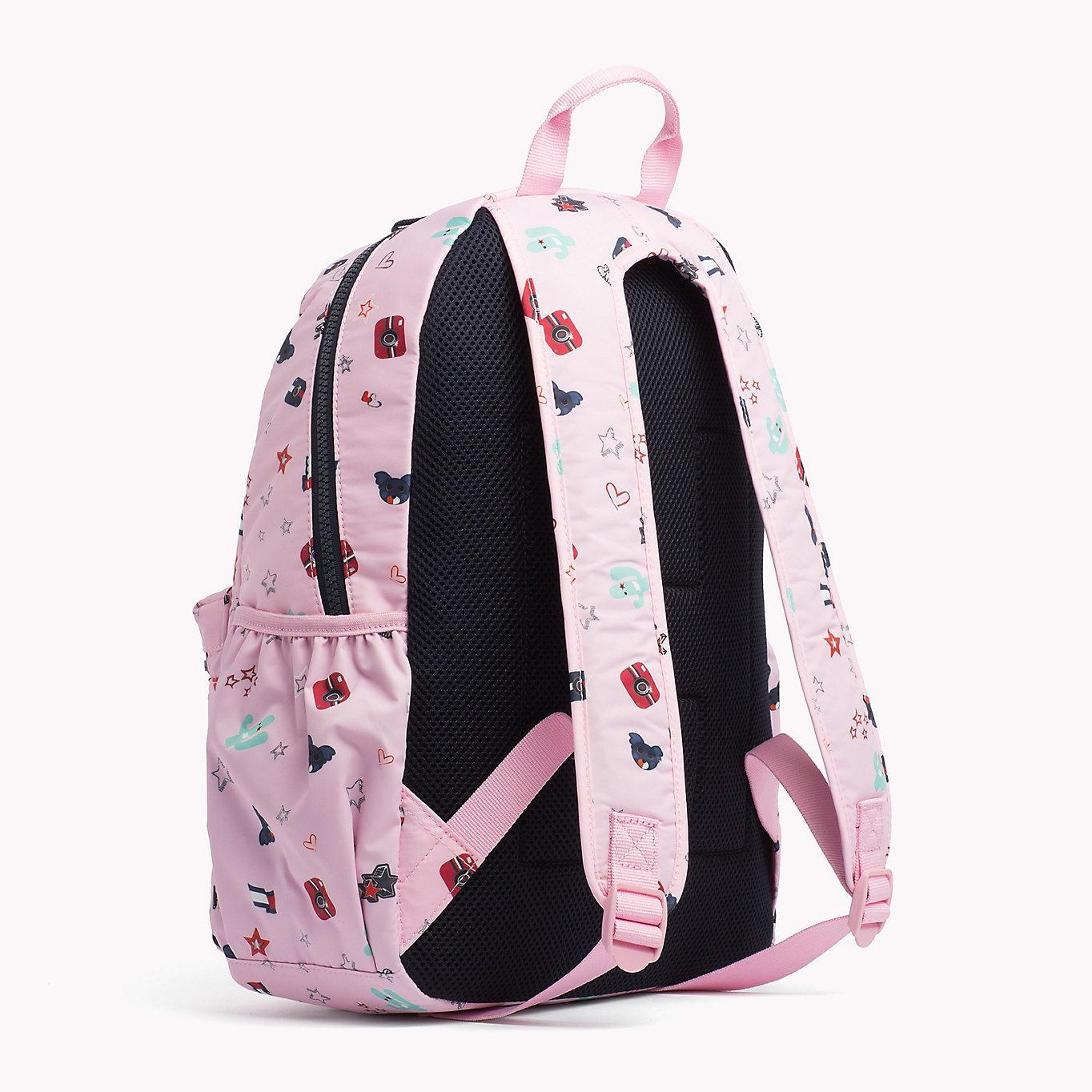 Tommy Hilfiger Kids Cactus Print Backpack At 70 Love The Brands