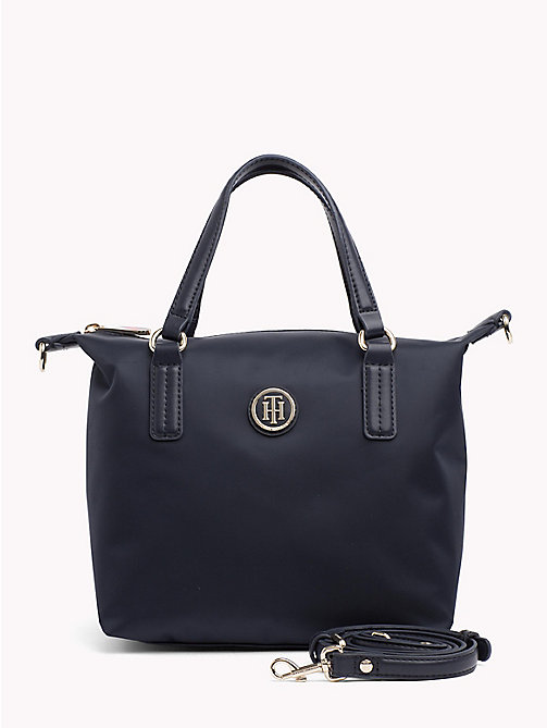 TOMMY HILFIGER Small Tote Bag - TOMMY NAVY - TOMMY HILFIGER Bags & Accessories - main image