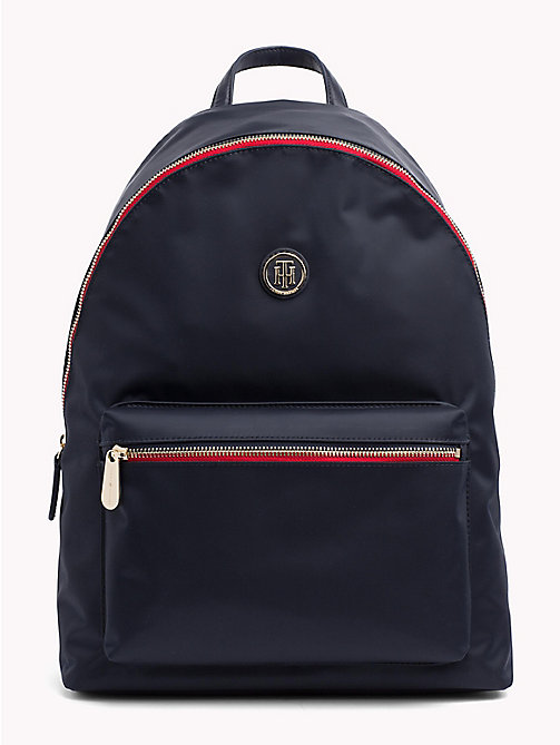TOMMY HILFIGER Classic Laptop Backpack - TOMMY NAVY - TOMMY HILFIGER Backpacks - main image