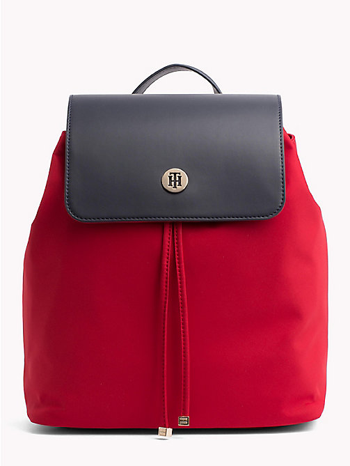 TOMMY HILFIGER Dressy Backpack - TOMMY RED/ TOMMY TOMMY - TOMMY HILFIGER Bags & Accessories - main image