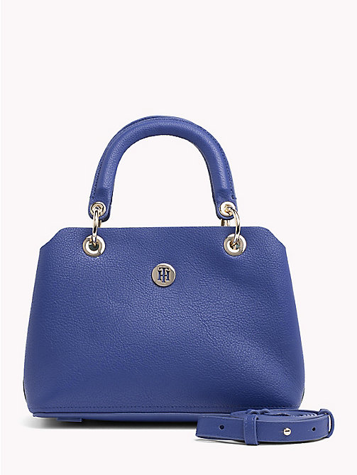TOMMY HILFIGER Tommy Core Satchel - MAZARINE BLUE - TOMMY HILFIGER The Office Edit - main image