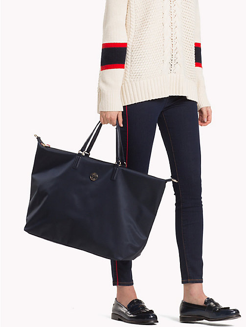 TOMMY HILFIGER Weekender Tote-Bag - TOMMY NAVY - TOMMY HILFIGER Bags & Accessories - main image 1