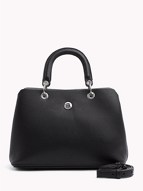 TOMMY HILFIGER Satchel Tommy Core - BLACK - TOMMY HILFIGER Look Per L'Ufficio - immagine principale