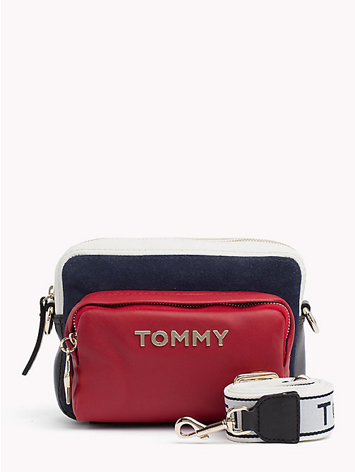 TOMMY HILFIGER Star Charm Crossover Bag - CORPORATE - TOMMY HILFIGER Crossbody Bags - main image