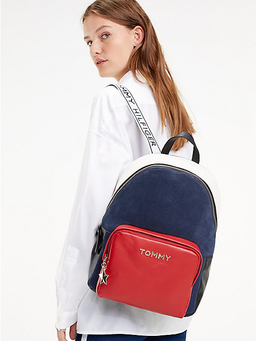 TOMMY HILFIGER Star Charm Backpack - CORPORATE - TOMMY HILFIGER Bags & Accessories - detail image 1